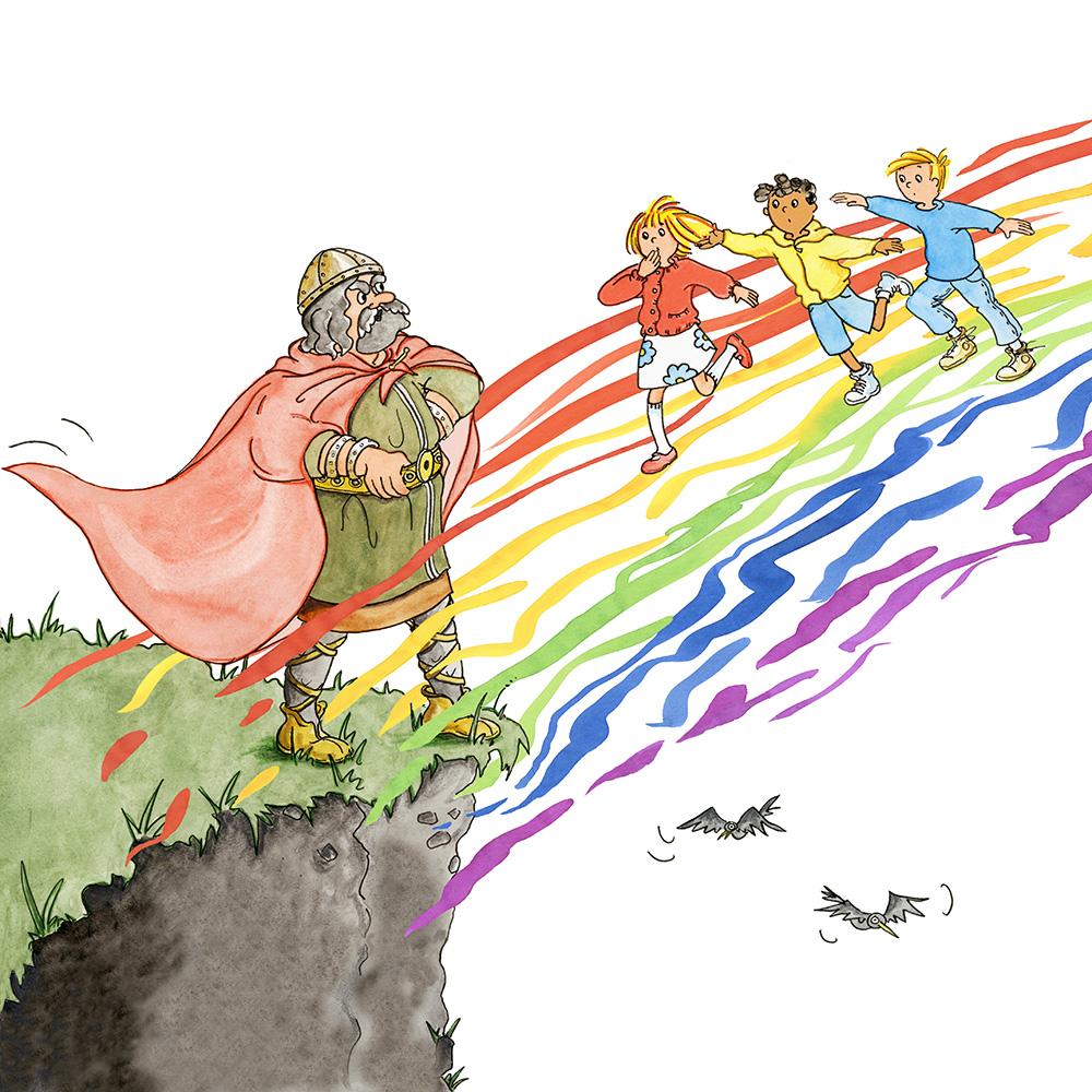 Thors hammer enogtyve hvad er i for nogen smaa nogen